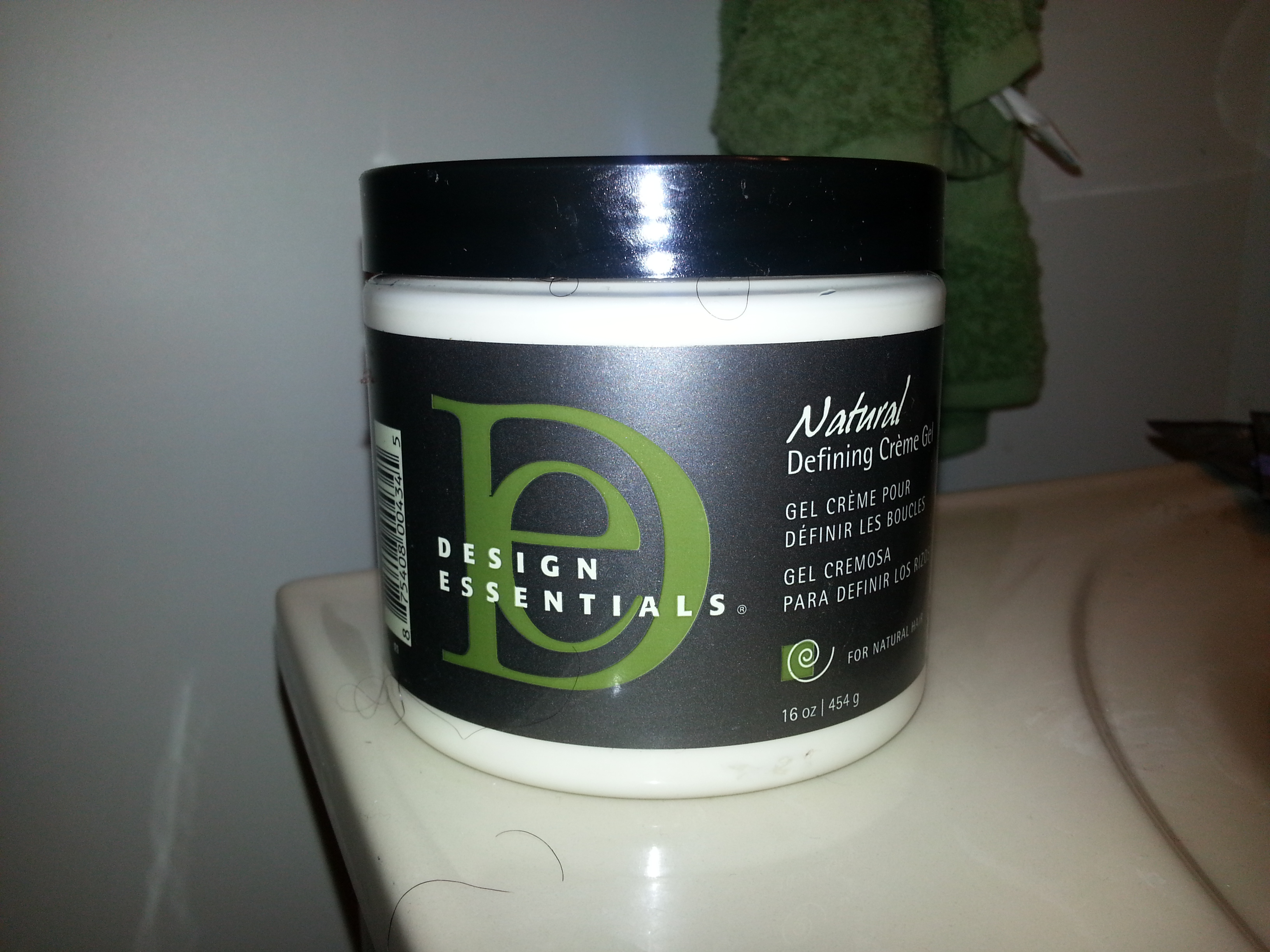 Review Design Essentials Natural Defining Creme Gel Happily Ever